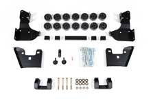 "Zone Offroad - Zone Offroad Chevy/GMC 3.5"" Combo Lift Kit - ZONC1351"