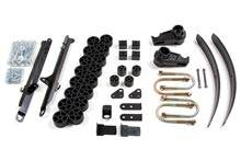 "Zone Offroad - Zone Offroad Chevy/GMC 3-1/2"" Combo Lift Kit - ZONC1355"