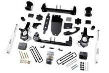 "Zone Offroad - Zone Offroad Chevy/GMC 6.5"" Suspension System - ZONC25/C26"