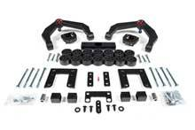 "Zone Offroad - Zone Offroad Dodge/Ram 3.5"" Combo Lift Kit - ZOND59"