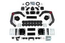"Zone Offroad Dodge/Ram 4"" Combo Lift Kit - ZOND61"