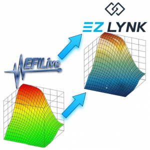 PPEI - PPEI EFILive to EZ LYNK A50 TCM Tuning
