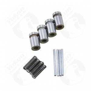 Spartan Locker - Spartan spring & pin kit, fits smaller designs.