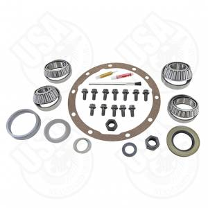 "Axles & Components - Differential's & Rebuild Kits - USA Standard Gear - USA Standard Master Overhaul kit for Chrysler 8.75"" #89 housing with 25520/90 differential bearings"