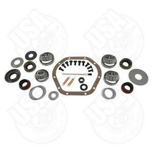 Axles & Components - Differential's & Rebuild Kits - USA Standard Gear - USA Standard Master Overhaul kit Dana 44 reverse front differential