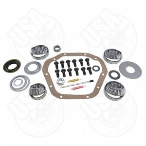 Axles & Components - Differential's & Rebuild Kits - USA Standard Gear - USA Standard Master Overhaul kit Dana 60 and 61 rear differential