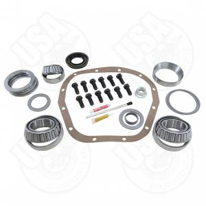 "Axles & Components - Differential's & Rebuild Kits - USA Standard Gear - USA Standard Master Overhaul kit for 2008-2010 Ford 10.5"" differentials using aftermarket 10.25"" R&P"