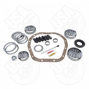 "Axles & Components - Differential's & Rebuild Kits - USA Standard Gear - USA Standard Master Overhaul kit for '08-'10 Ford 10.5"" differentials using OEM ring & pinion."