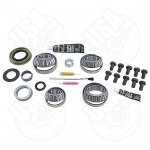 Axles & Components - Differential's & Rebuild Kits - USA Standard Gear - USA Standard Master Overhaul kit for Nissan Titan rear differential