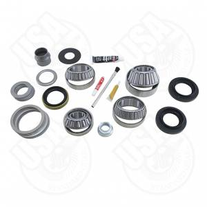 Axles & Components - Differential's & Rebuild Kits - USA Standard Gear - USA Standard Master Overhaul kit for new Toyota Clamshell design front reverse rotation differential